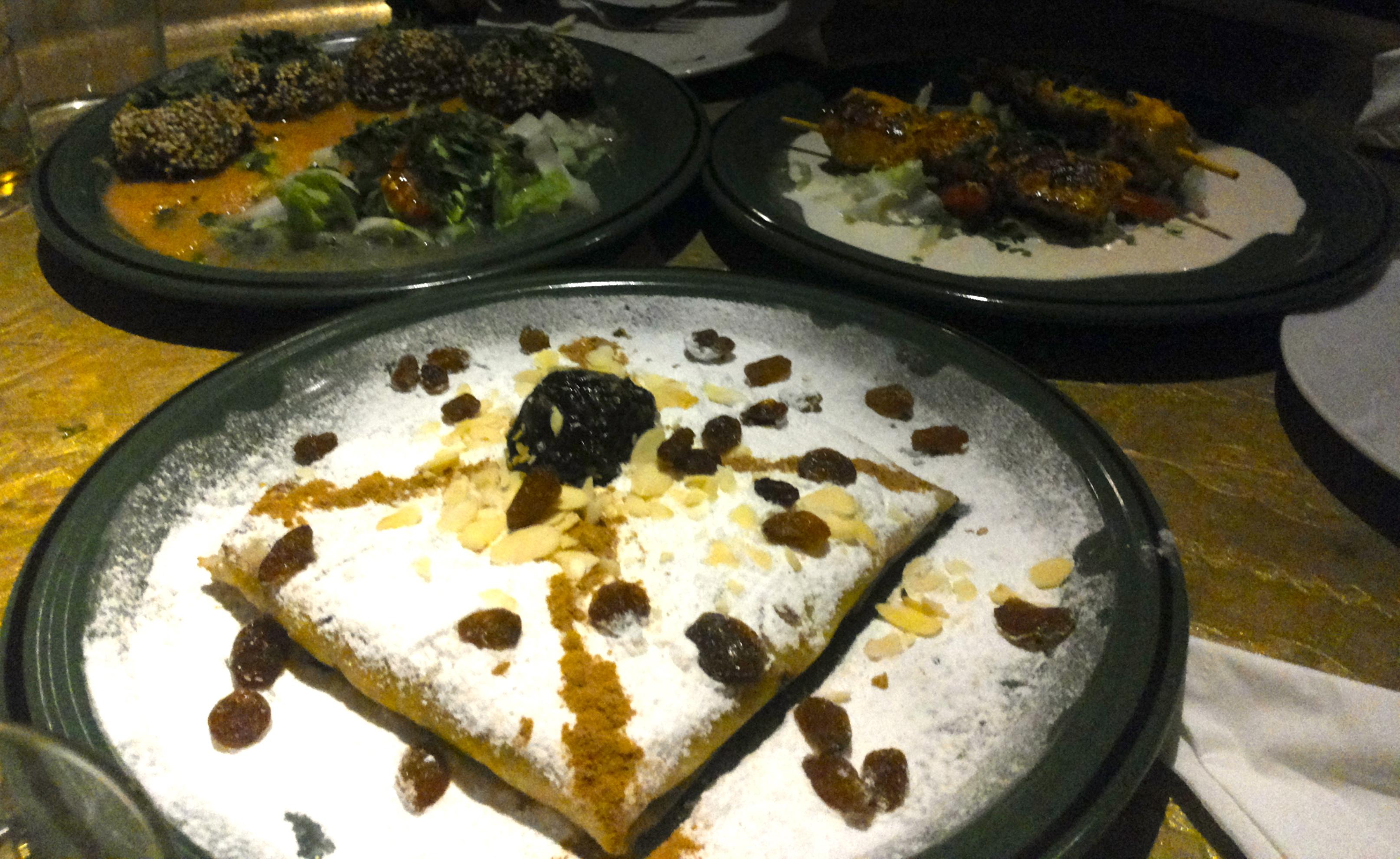 La cocina del desierto qu se cuece en for La cocina del desierto madrid