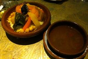 Cuscús(La cocina del desierto)