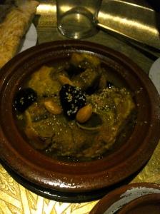 Tayín  y cuscús(La cocina del desierto)