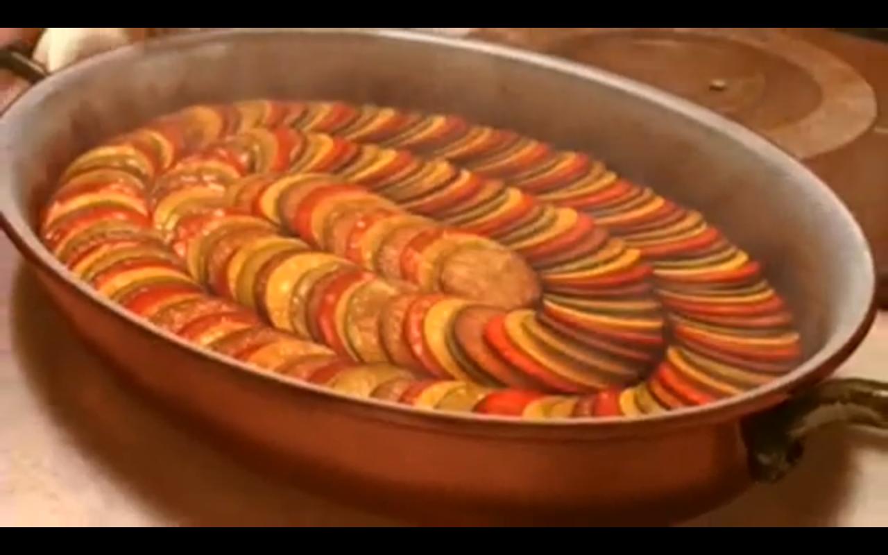 Pel culas para chuparse los dedos vol i ratatouille - Film para cocinar ...