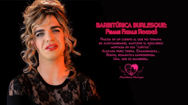 07 BARBITÚRICA BURLESQUE