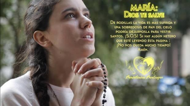 8 María